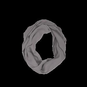 KUSHIES Peekaboob Infinity 竹棉授乳餵奶圍巾 灰色