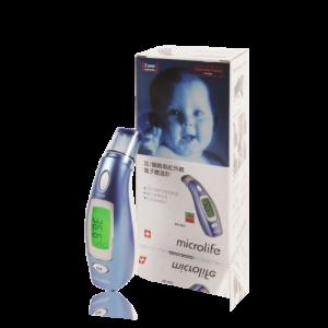 MICROLIFE IFR 1DU1 耳/額式溫度計